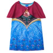 Disney's Frozen Anna Nightgown with Capelet - Toddler Girl