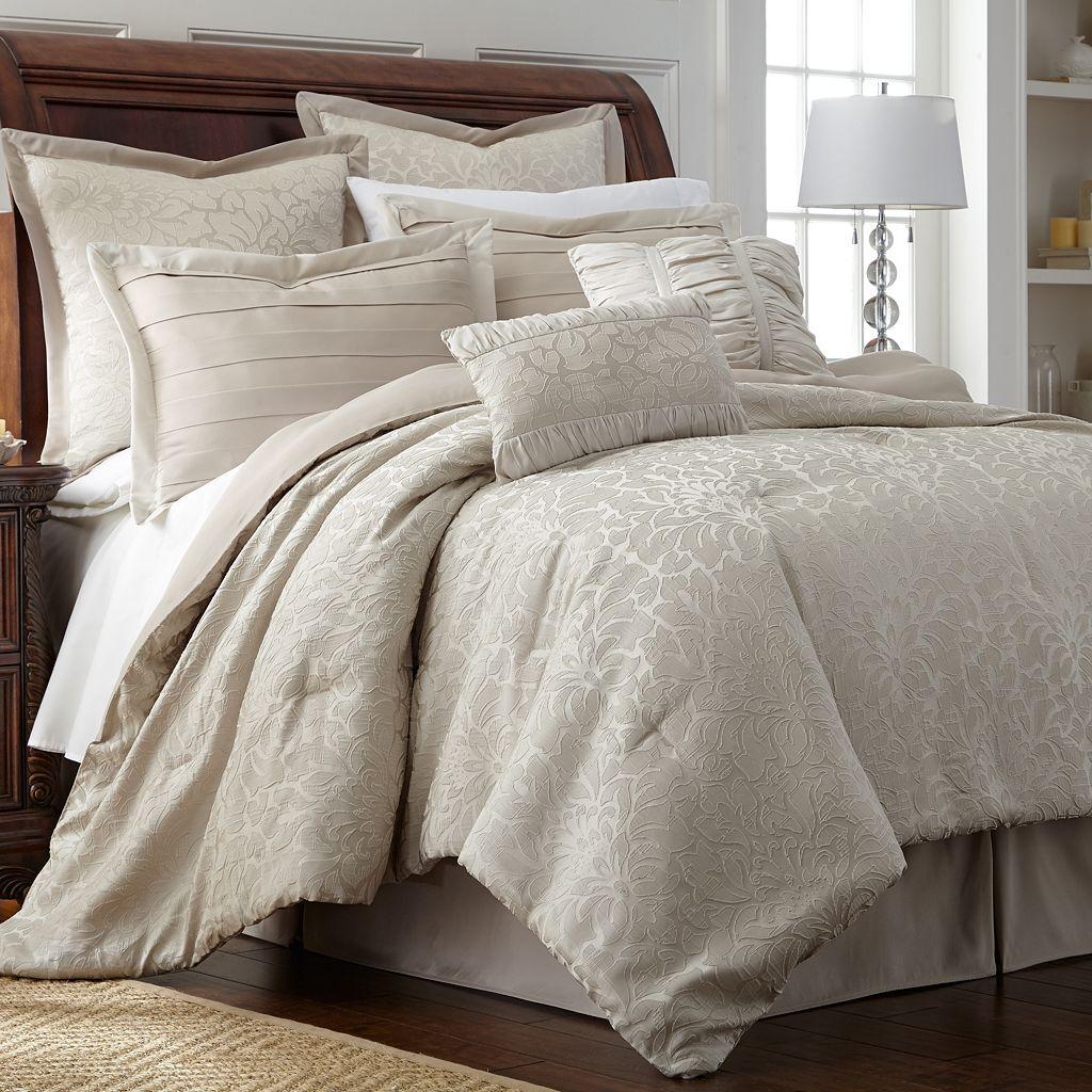 Samantha 8-pc. Jacquard Comforter Set