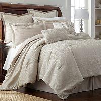 Samantha 8 pc Jacquard Comforter Set