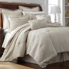 Samantha 8-pc. Jacquard Comforter Set