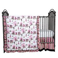 Waverly Baby by Trend Lab Tres Chic 3-pc. Crib Bedding Set