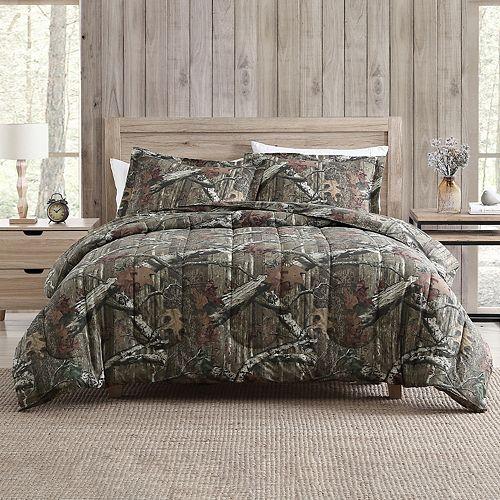 Mossy Oak Infinity Camo Comforter Set