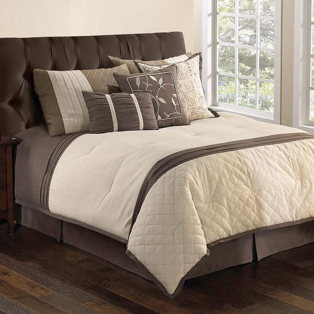 Jansburg 7-pc. Comforter Set