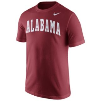 Men's Nike Alabama Crimson Tide Wordmark Tee