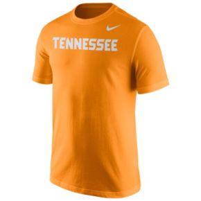 Men's Nike Tennessee Volunteers Wordmark Tee