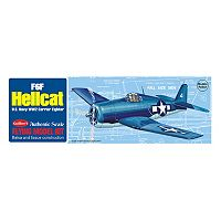 Guillow's 1:30 F6F Hellcat Model Kit