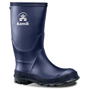 Kamik Stomp Kids' Waterproof Rain Boots