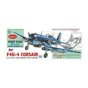 Guillow's 1:16 Vought F4U-4 Corsair Model Kit