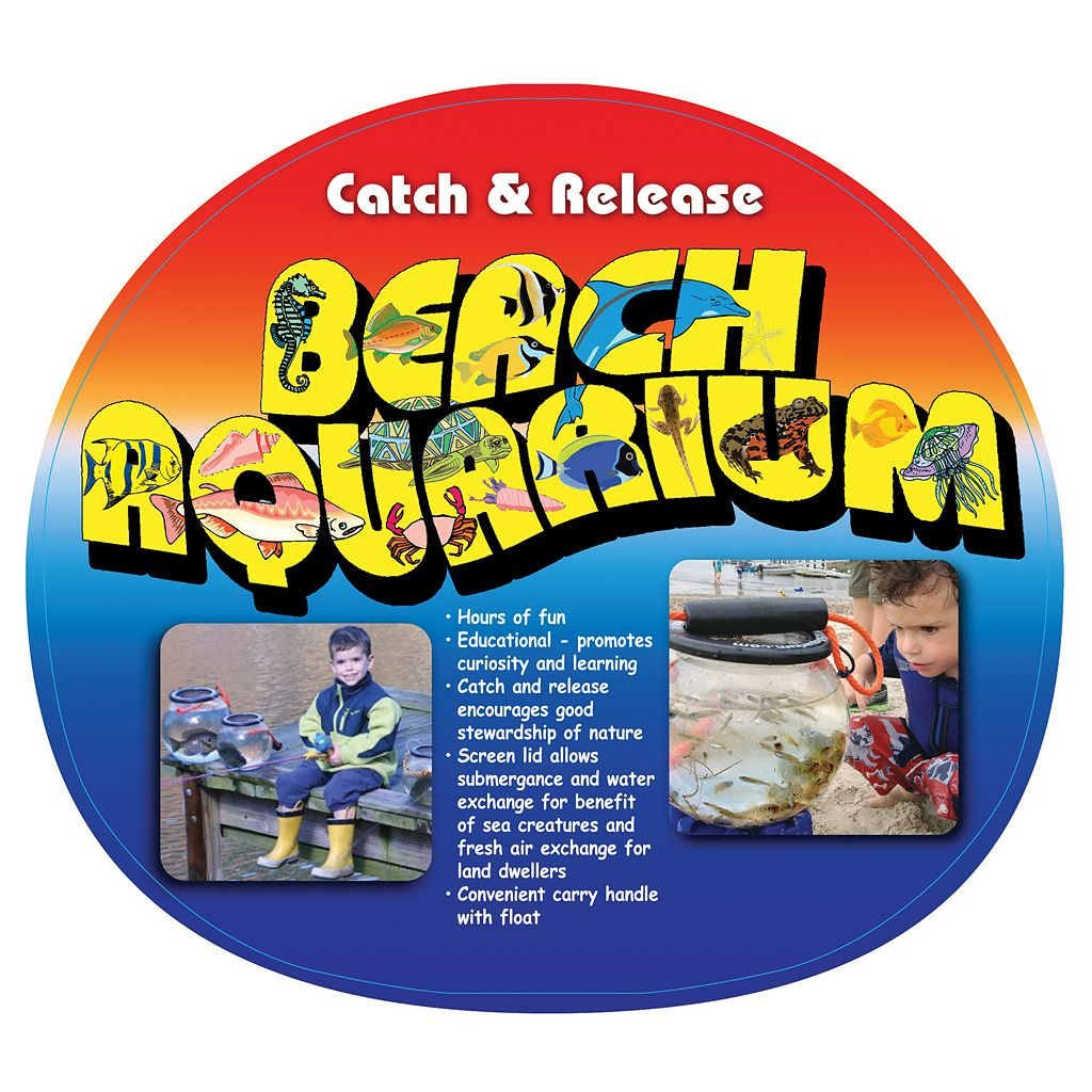 Sport Design Catch and Release Beach Aquarium