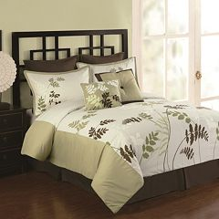 Meadowland 8-pc. Comforter Set