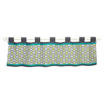 Happy Chic by Jonathan Adler Safari Monkey Window Valance