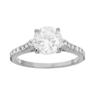 Sophie Miller Cubic Zirconia Sterling Silver Ring