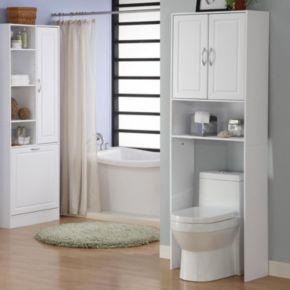 4D Concepts Double-Door Cabinet Tower