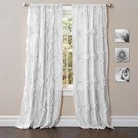 Lush Decor Avon Window Curtain - 54'' x 84''