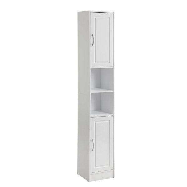 4d Concepts Bathroom Storage Tower, Bathroom Storage Tower