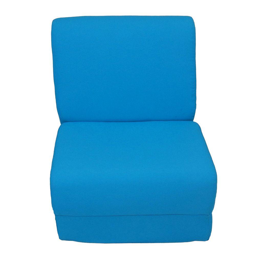 Fun Furnishings Canvas Sleeper Chair - Teen