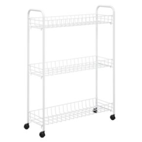 Honey-Can-Do 3-Tier Rolling Household Cart