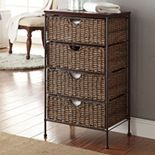 4D Concepts Farmington 4-Drawer Dresser