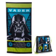 Star Wars Darth Vader 2-pc. Beach Towel & Drawstring Bag Set