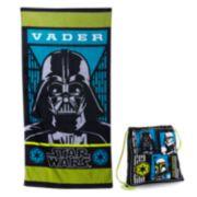Star Wars Darth Vader 2-pc. Beach Towel & Drawstring Bag Set