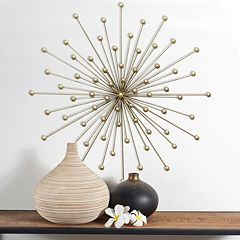 Stratton Home Decor Sunburst Wall Decor