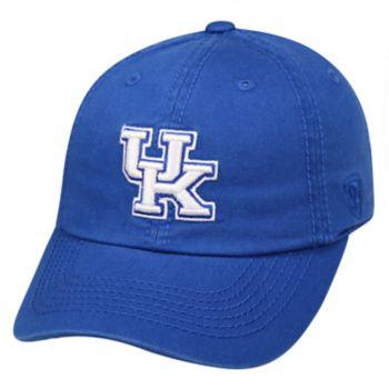 Adult Top of the World Kentucky Wildcats Crew Adjustable Cap