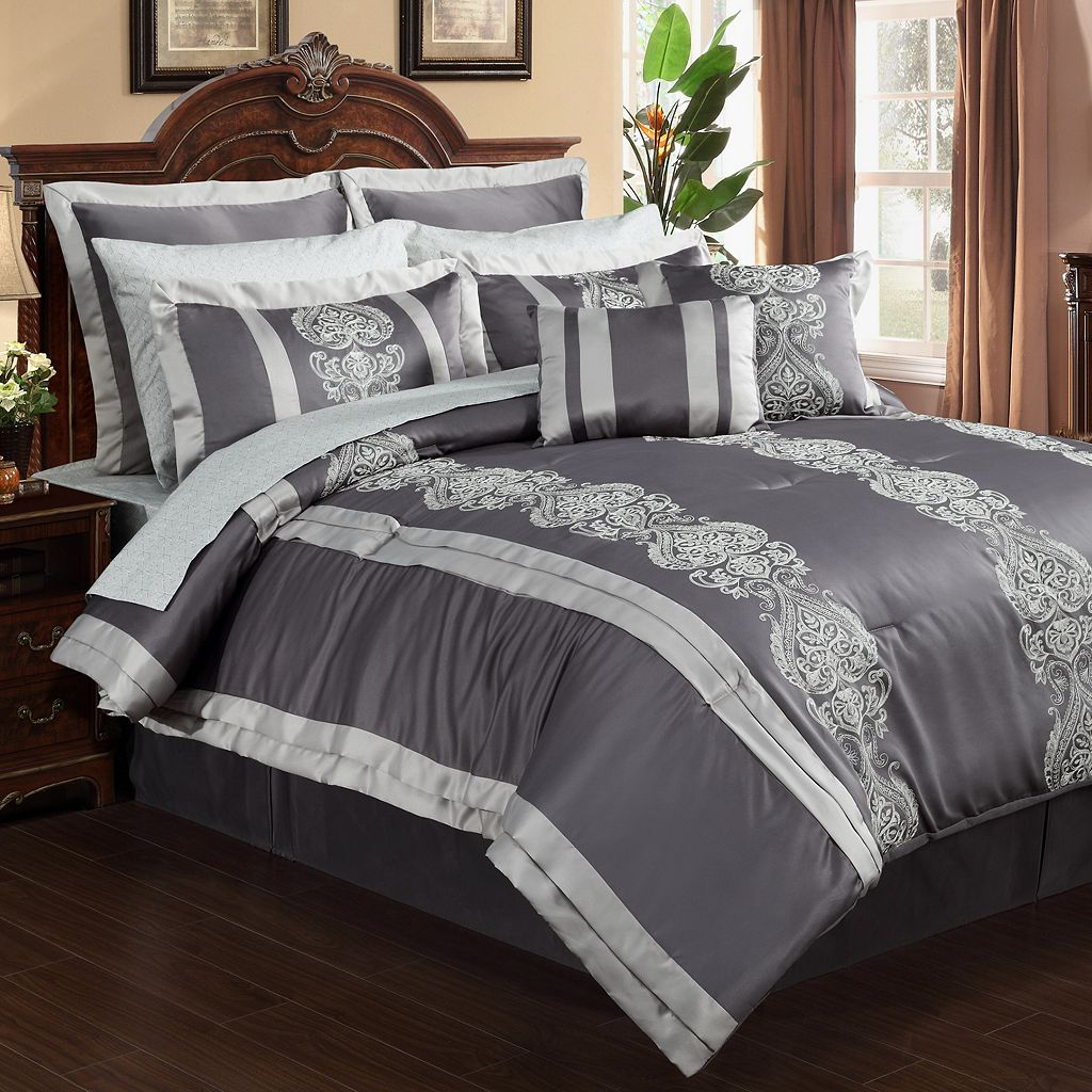 Dynasty 12-pc. Bed Set