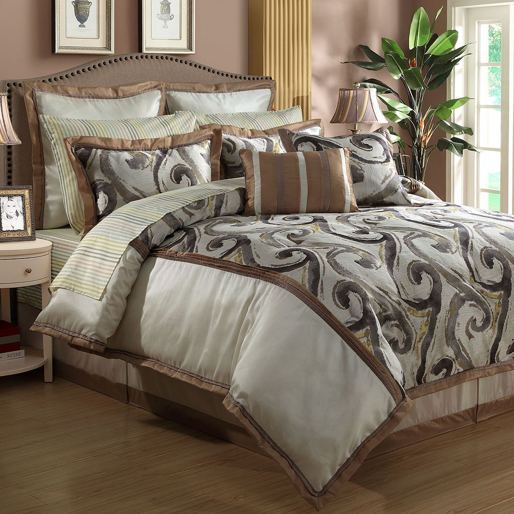 Gramercy 12-pc. Bed Set