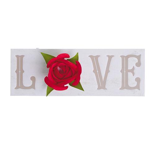 Hallmark ''Love You'' Animated Decor