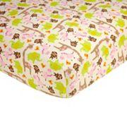 Carter's Jungle Crib Sheet