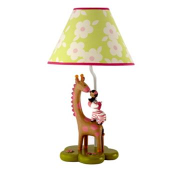 Carter's Jungle Lamp
