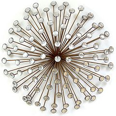 Stratton Home Decor Burst Wall Decor