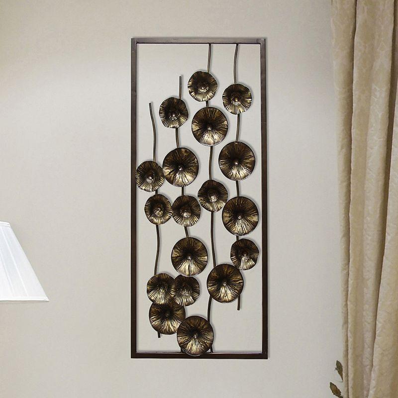Metal Flower Wall Decor Kohls : Metal flower wall decor kohl s