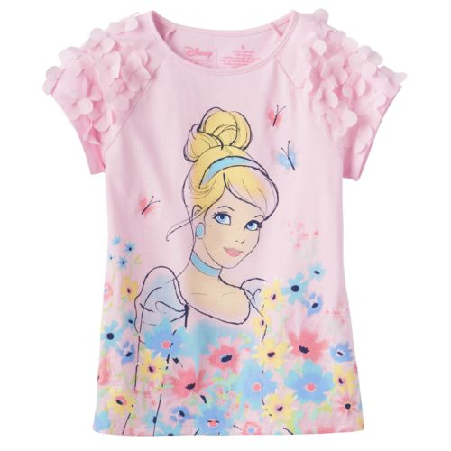 Cinderella tee at Kohls
