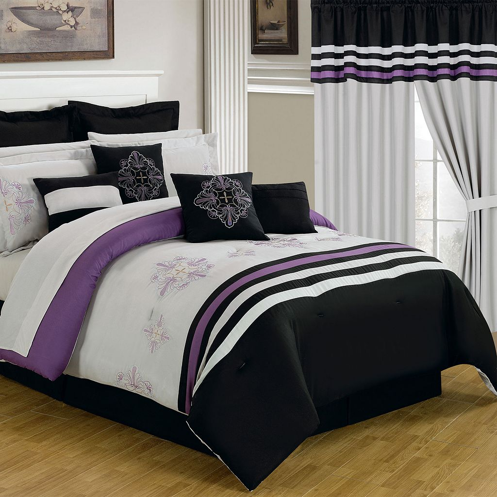 Calvin 24-pc. Bed Set
