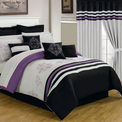 Calvin 24-pc. Bed Set