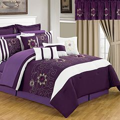 Drake 24-pc. Bed Set