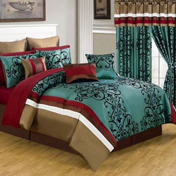 Fauria 24-pc. Bed Set