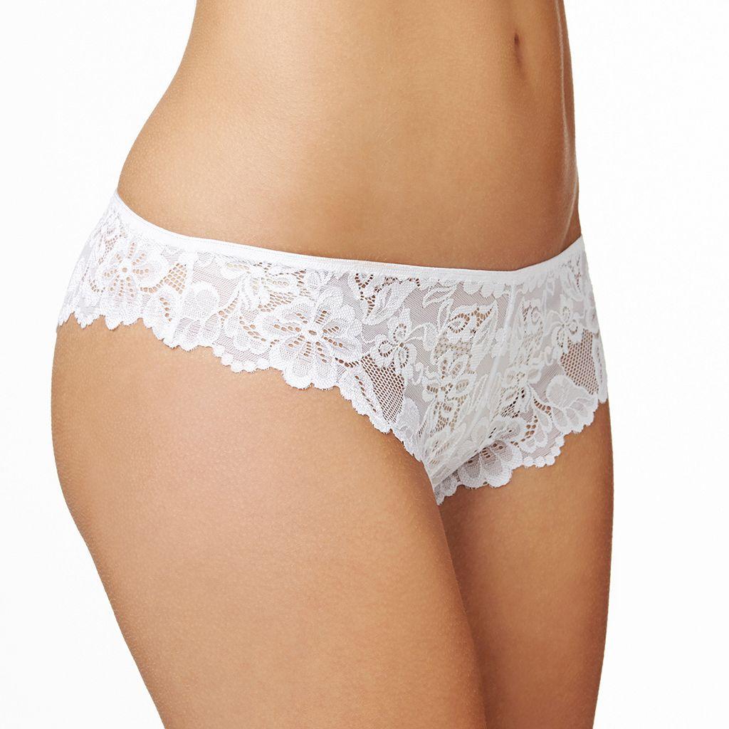 Perfects Australia Brazilian Lace Cheeky Bikini Panty 14UBK48 - Women's