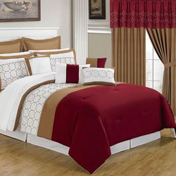 Sanders 24-pc. Bed Set
