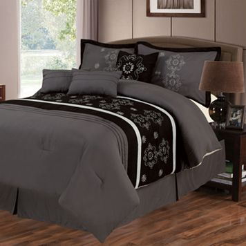 O'Hillow 7-pc. Comforter Set
