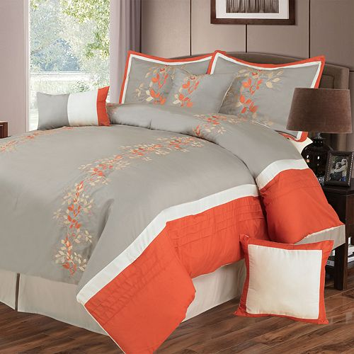 Paramount 7-pc. Comforter Set