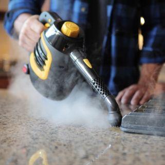 McCulloch Handheld Steam Cleaner