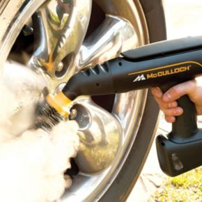 McCulloch Rotary Action Steam Cleaner