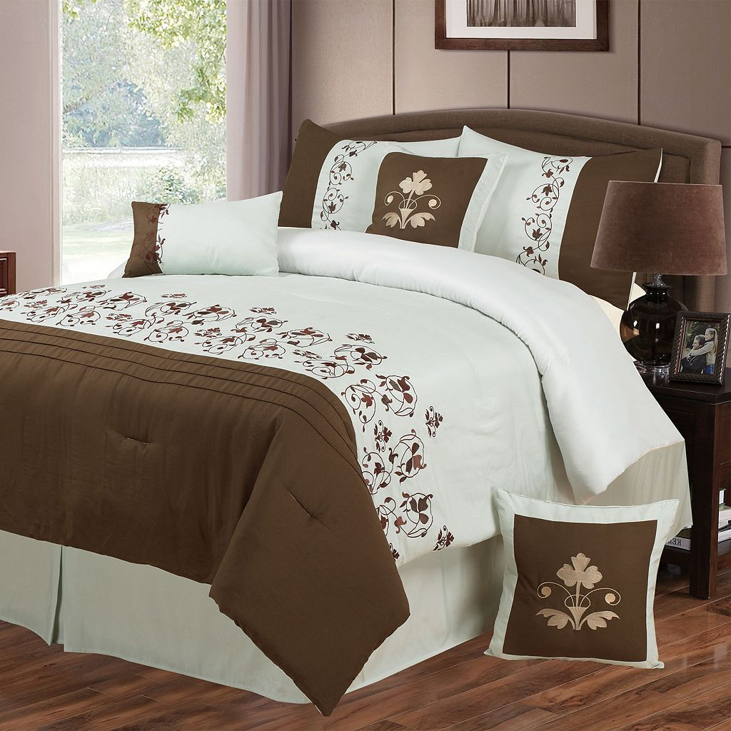 Salvador 7-pc. Comforter Set