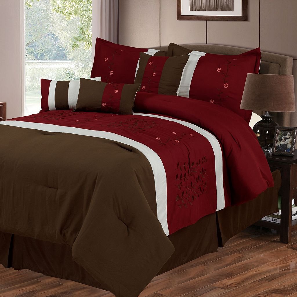 Tuscan 7-piece Comforter Set