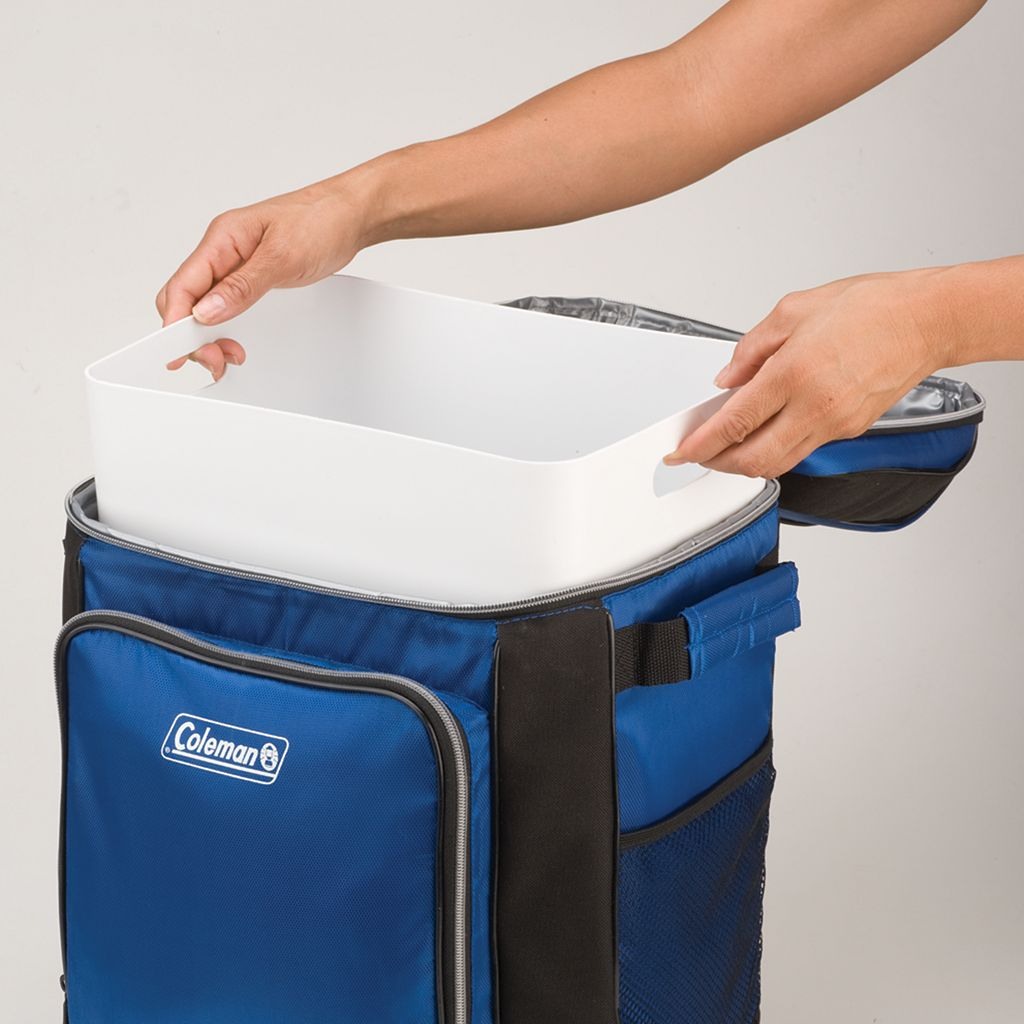 Coleman 42-Can Wheeled Cooler