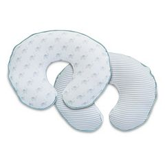 Boppy Deluxe Organic Nursing & Support Pillow Cover