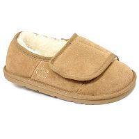 LAMO Women's Suede Wrap Slippers