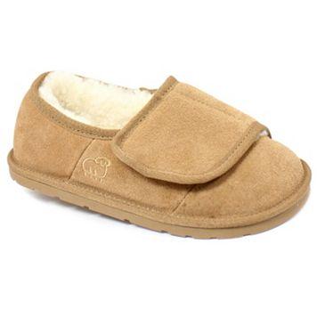 LAMO Women's Suede Wrap Slippers